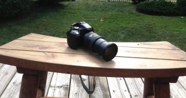 Lens at 200mm.