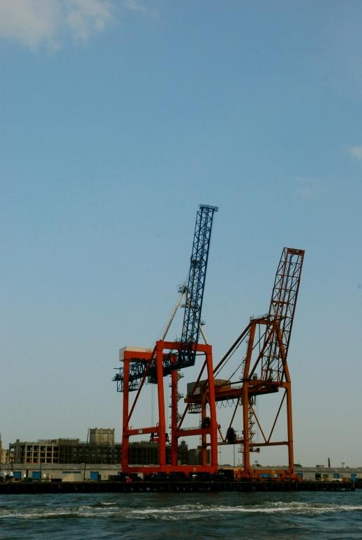 New York Harbour
