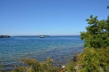 Our dive site