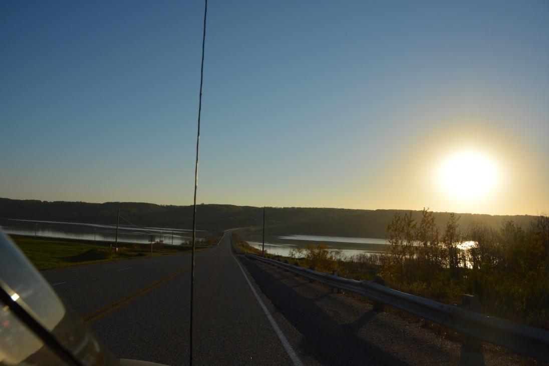 Lake of the Prairies