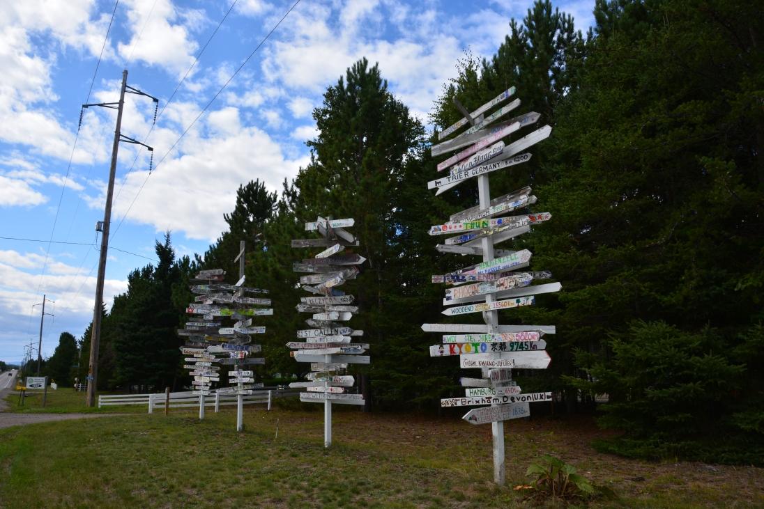 Signposts