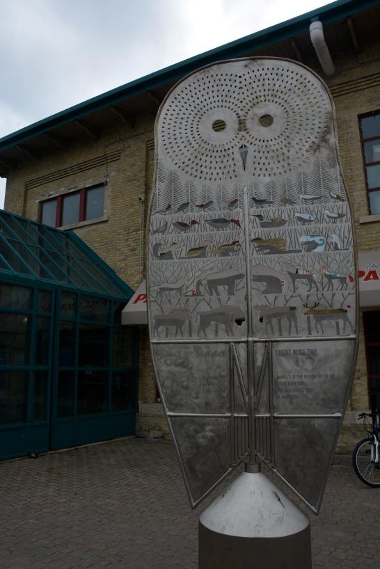 The Forks, Winnipeg, MB
