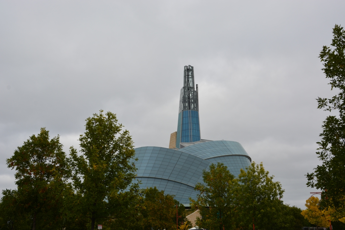 Canadian Museum for Human Rights, Winnipeg, MB