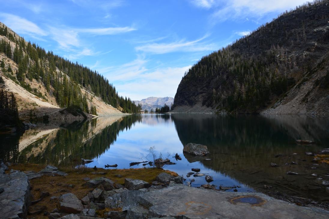 Lake Agnes, AB