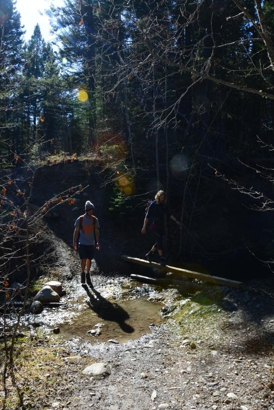 Canyon Creek, BC